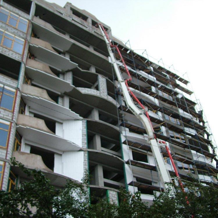 Строительство многоквартирных домов, коттеджей, офисных центров